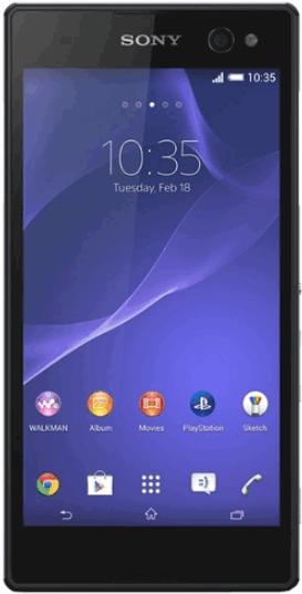 Sony Xperia C3 только отличные фото