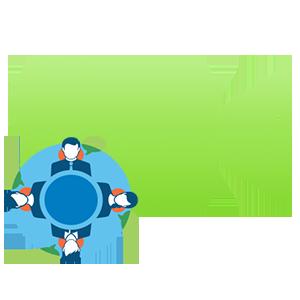 Фейстайм конференция логотип