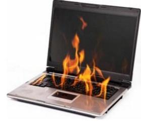 Что делать при перегреве ноутбука