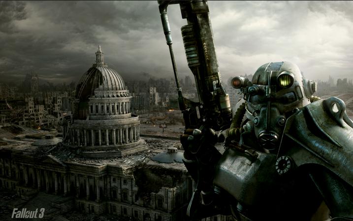 обзор Fallout 3