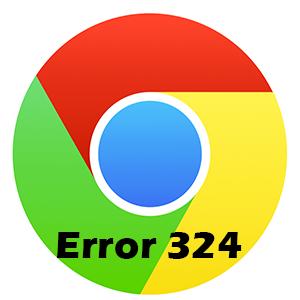 Хром ошибка 324