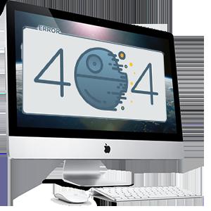 Ошибка 404 логотип