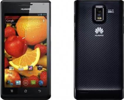 Huawei Ascend P1 XL