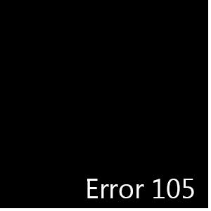 Steam ошибка 105