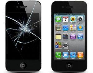 замена тачскрина на iphone 4s