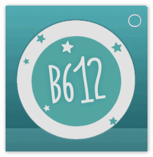 B 612 селфи камера для ноутбука