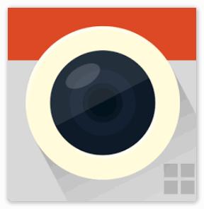 Retrica селфи камера на телефон