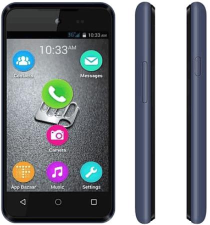 Micromax D303 один из самых дешевых телефонов