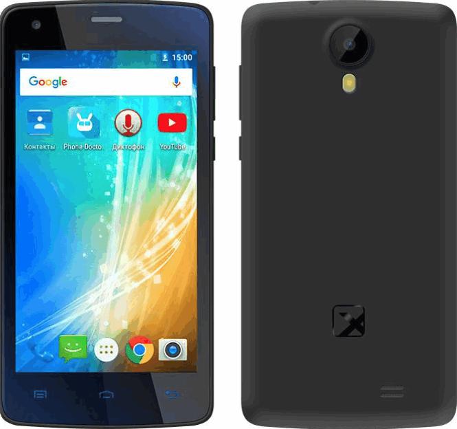 teXet TM-4510 - дешевый телефон