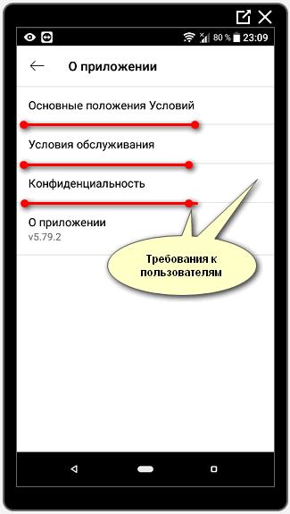 Требования к пользователям Баду
