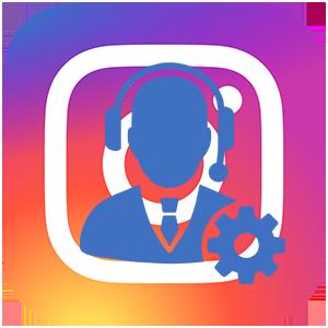 Техническая поддержка Инстаграм