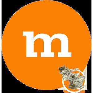 Мамба снимает деньги