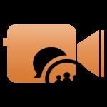 Групповой чат в Фейстайме логотип