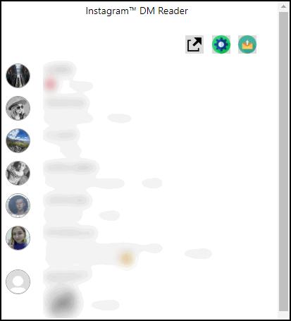 Инстаграм писать в Директ с компьютера