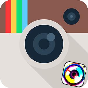 Суперзум в Инстаграме логотип