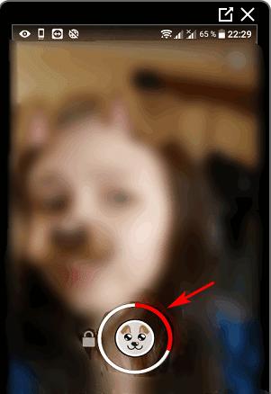 Снять видео в снапчате для сторис Инстаграма